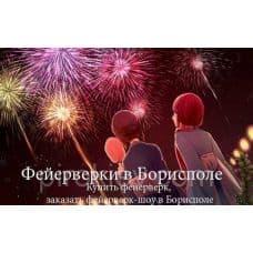 Купить пиротехнику фейерверки салюты г. Борисполь