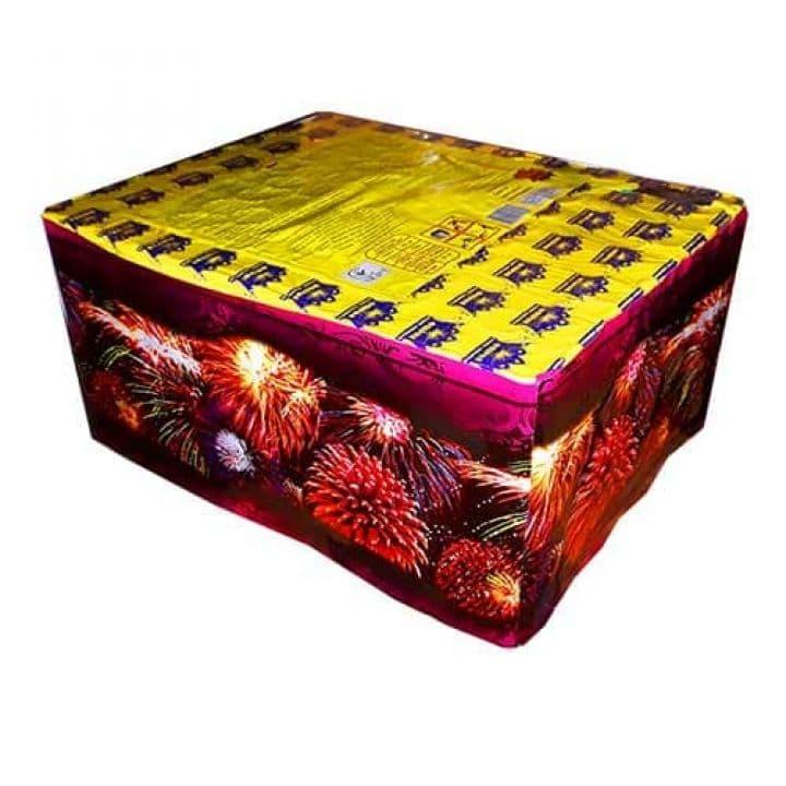 Купить фейерверк Салютная установка 130-зар. Профи Доставка фейерверков по Украине на любой праздник.