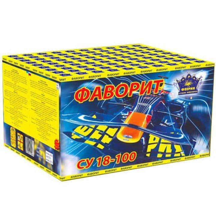 Купить фейерверк Салютная установка 100-зар. Форсаж Доставка фейерверков по Украине на любой праздник.