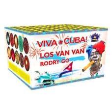 Фейерверк 100-зар. Viva Cuba
